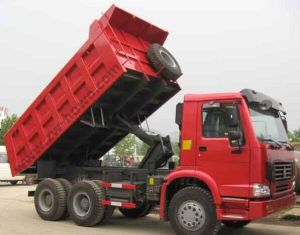 Sinotruk HOWO 10 Wheel Dump Truck/ Tipper/ Dumper, 371HP, Rhd/LHD with One Sleeper pictures & photos