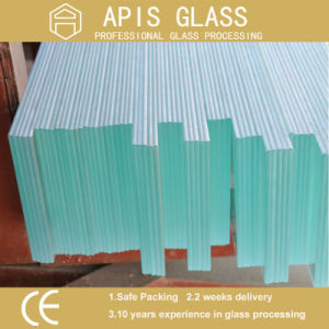 Grinding, Drilling, Sawing, Polishing, CNC, Water Jet Cut Outs, Notch Grinding Tempered Glass pictures & photos