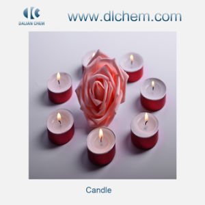 White/Colorful Tealight Candles in Aluminum Container #08 pictures & photos