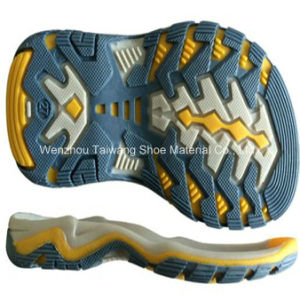 Four Color TPR Sole for Shoe pictures & photos