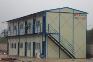 Low Cost Prefab Building