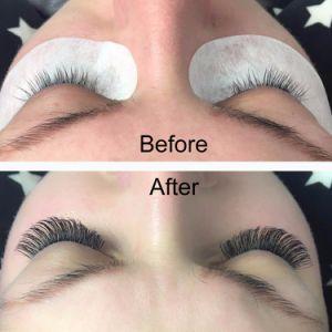 Large Stock Eyelash, Wholesale Individual Eyelash Extension, 12 Lines, 16lines, 18lines, 20 Lines pictures & photos