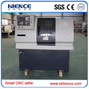 Horizontal Electric Turret CNC Metal Lathe Turning Mini CNC Machine Price Ck6125A pictures & photos