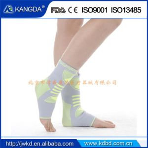 Amazon Hot Sale Kangda Ankle Sleeve Ankle Brace Ankle Support pictures & photos