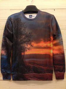West Style Nightfall Sun Set Shirt pictures & photos