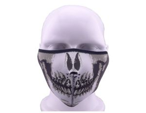 Seal Neoprene Half Face Airsoft Protective Mask pictures & photos