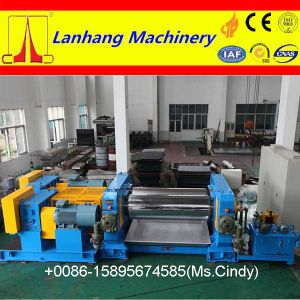 Hot Sale Vinyflooring Machine- Two Roll Mixing Mill pictures & photos