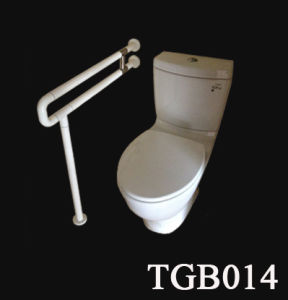 Floor-to-Wall Lavabo Handicap Grab Bar for Toilet pictures & photos