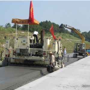 Hth3400b Concrete Paver with 3.4-6m Paving Width pictures & photos
