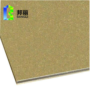 5mm 6mm Aluminum Solid Panel Acm Board Curtain Material pictures & photos