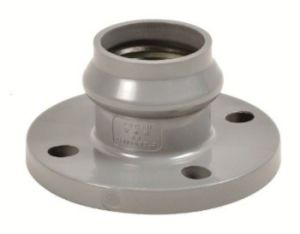 PVC Accessory Flange for Water Supply pictures & photos