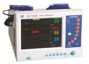 Monophasic Defibrillator Monitor China (MCS-HD-9000B) pictures & photos