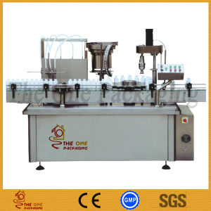 Hot Sale Liquid Filling and Capping Machine pictures & photos