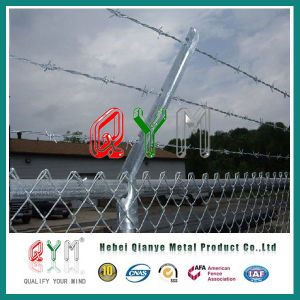 Galvanized Chain Link Fence for Baseball/PVC Coated Garden Fence pictures & photos