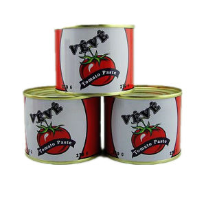Canned Tomato Paste-Veve Brand pictures & photos