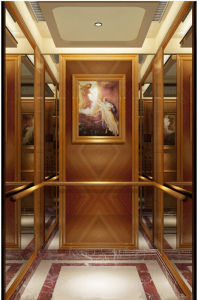 Top Grade Business Hotel Passenger Elevator Lift pictures & photos