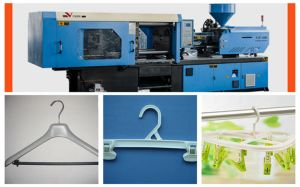 Clothes Hanger Injection Molding Machine High Precision pictures & photos