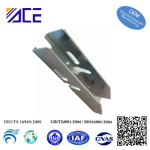 Custom Sheet Metal Bracket for Textile Machinery pictures & photos