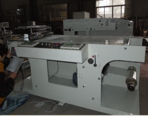 Inkjet Spray Coding Rewinder Machine (320-450)