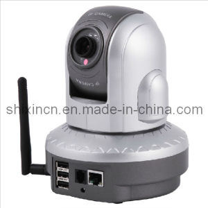 640*480 VGA USD Driver Storage Network Camera, IP Internet Camera, Web Camera (IP-06W) pictures & photos