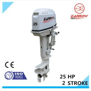 Outboard Motor of Two Stroke 25HP pictures & photos
