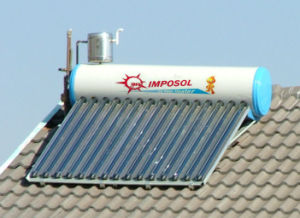 180L Rooftop Solar Energy Water Heater for Home pictures & photos