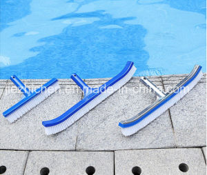 Aluminum Swimming Pool Floor & Wall Brush Inground Pool Brush pictures & photos