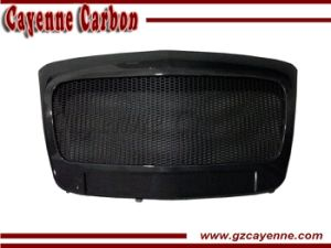 Bentley Continental Carbon Fiber Front Grill with Middle Mesh