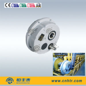 Ta Shaft Mounted Parallel Hollow Shaft Helical Reducer
