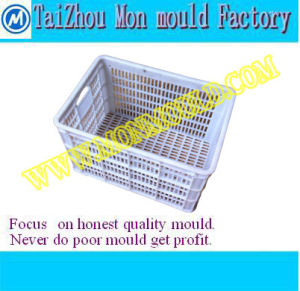 Plastic Mould for Packing Stacking Fruit/Vegetable Box pictures & photos