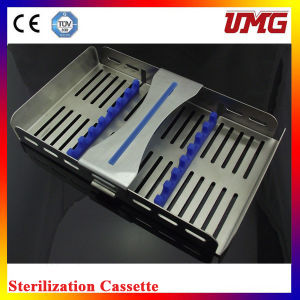 Stainless Dental Sterilizer Cassette pictures & photos