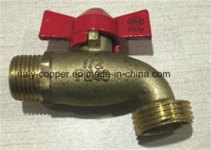 South American Casting Bibcock with Aluminum Handle (AV2015) pictures & photos