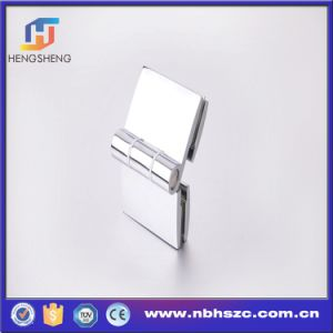 Shower Room Zinc Alloy Hinge for Doors and Cabinets pictures & photos