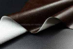 Eco PU Leather for Multifunctional Usages with Great Abrasive Resistance
