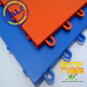 Easily Assembled Floor Covering Sports Court Outdoor Sports Flooring