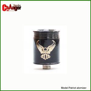 Changer Smoke Mechanical Black Stingray Mod Rebuildable Atomizer Black Patriot Atomizer /Atomic Rda Clone