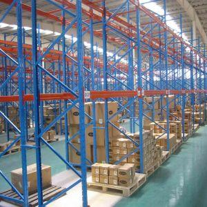 Industrial Metal Warehouse Storage Selective Heavy Duty Pallet Rack