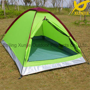 Cheap 2 Person Hikking Outdoor Leisure Promotion Folding Tent pictures & photos