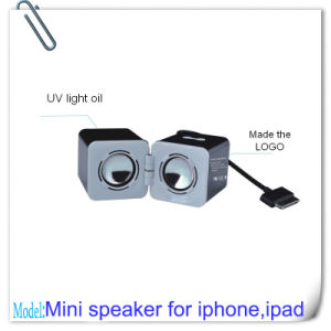 Mini Speaker IP-01 for iPad, for iPhone