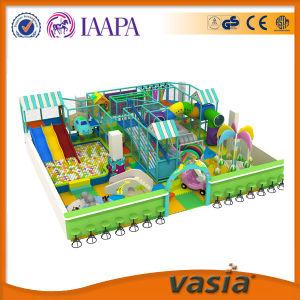 Children Labyrinth Amusement Park Slide Indoor Plastic Playground Set pictures & photos