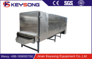 Alaska Full Automatic Chocolate and Puenut Yolk Core Filling Snacks Food Making Machine with Packing Machine pictures & photos