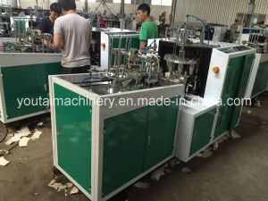 Bevel Full Automatic Paper Cup Forming Machine for Coffee Cups pictures & photos
