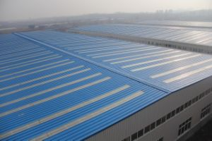 Prefabricated Warehouse Building Steel Structure pictures & photos