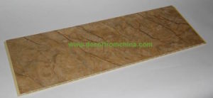 PVC Wall Panel for Interior Decoration Marble Color pictures & photos