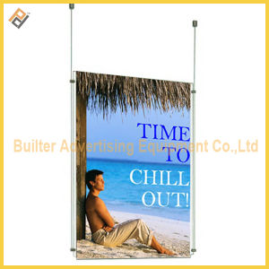 LED Window Cable Display pictures & photos