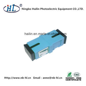 Sc Sm/PC Simplex Fiber Optic Adapter for Fttd pictures & photos