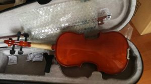 Music Toy Musical Instrument (1/2 3/4 4/4) Student Quality Electric Violin pictures & photos
