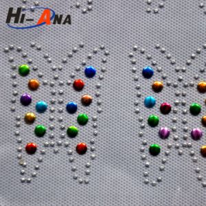 20 New Styles Monthly Various Colors Rhinestone Hotfix Transfer pictures & photos