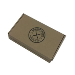 New Arrival Two Sides Printing Corrugated Shipping and Packing Box pictures & photos