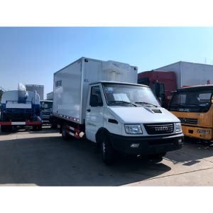 130HP 4X2 Iveco Freezer Refrigerated Truck pictures & photos